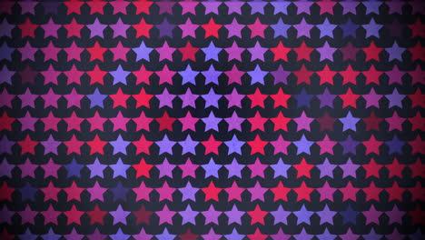 Patrón-De-Estrellas-De-Colores-De-Movimiento