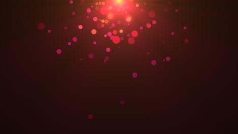 Partículas-Abstractas-Volando-Y-Movimiento-Y-Bokeh-Redondo-1