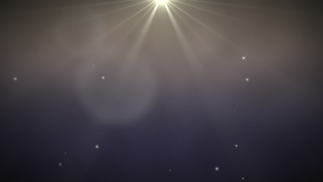 Animación-Volando-Y-Movimiento-De-Partículas-Abstractas-Y-Bokeh-Redondo-10
