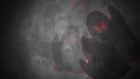 Halloween-background-animation-with-the-ghosts-1