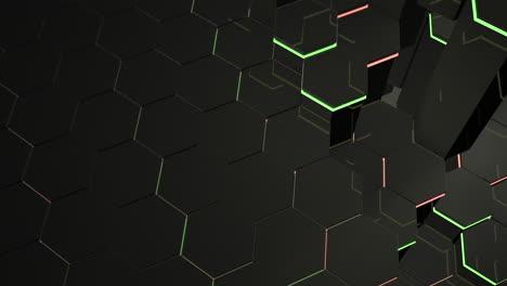Motion-dark-black-hex-grid-background-1