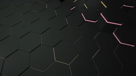 Motion-dark-black-hex-grid-background-6