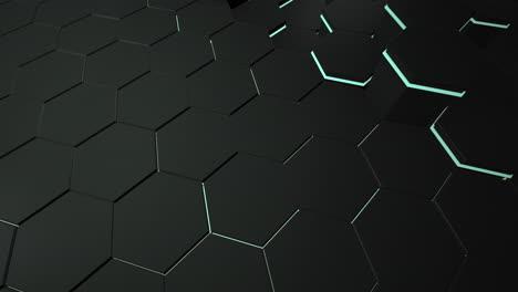 Motion-dark-black-hex-grid-background-7