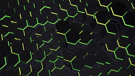 Motion-dark-black-hex-grid-background-18