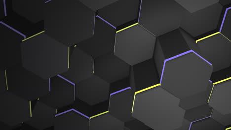Motion-dark-black-hex-grid-background-33