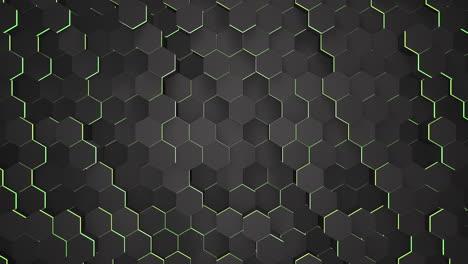 Motion-dark-black-hex-grid-background-45