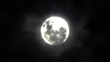Mystical-animation-halloween-background-with-dark-moon-and-clouds-5