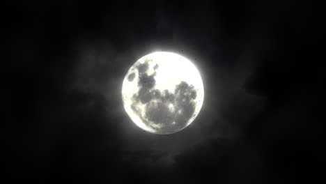 Mystical-animation-halloween-background-with-dark-moon-and-clouds-6