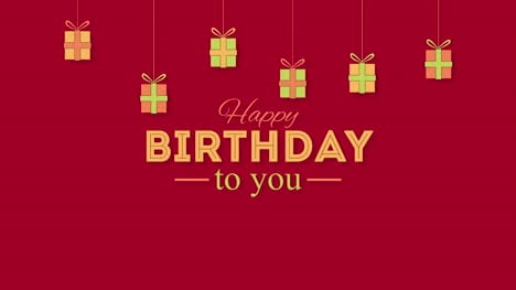 Animated-closeup-Happy-Birthday-text-on-holiday-background-10
