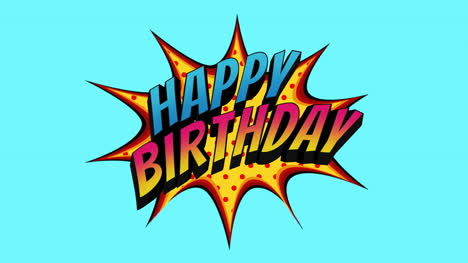 Animated-closeup-Happy-Birthday-text-on-holiday-background-11