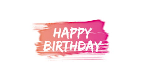 Animated-closeup-Happy-Birthday-text-on-holiday-background-12