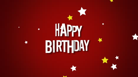Animated-closeup-Happy-Birthday-text-on-holiday-background-13