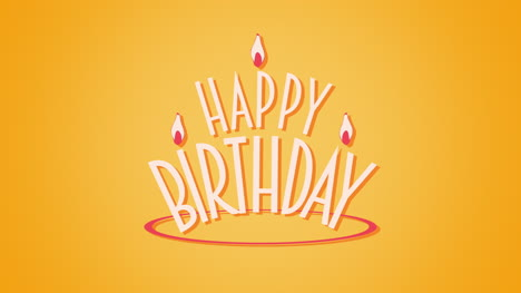 Animated-closeup-Happy-Birthday-text-on-holiday-background-19