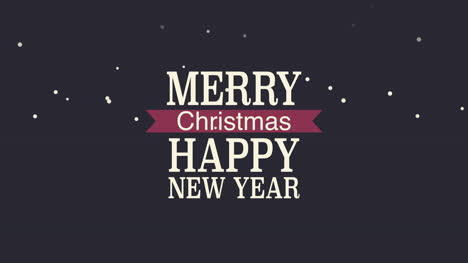 Animated-closeup-Happy-New-Year-and-Merry-Christmas-text