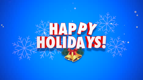 Animated-close-up-Happy-Holidays-text-and-Christmas-bells