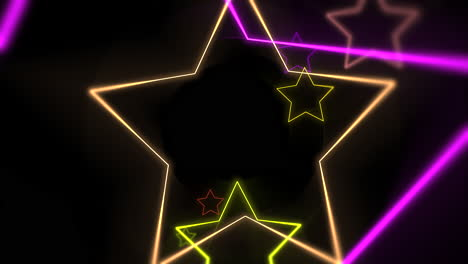 Motion-colorful-neon-stars-6