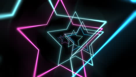 Motion-colorful-neon-stars-8