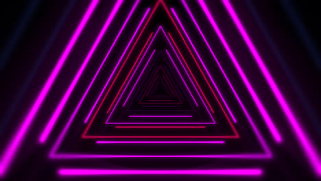 Motion-colorful-neon-triangles-4