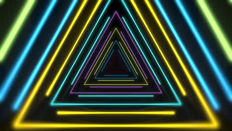 Motion-colorful-neon-triangles-5