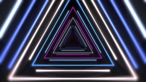 Motion-colorful-neon-triangles-6
