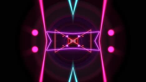 Movimiento-Colorido-Neón-Forma-Geométrica-En-El-Espacio-13