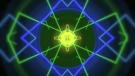 Movimiento-Colorido-Neón-Forma-Geométrica-En-El-Espacio-15