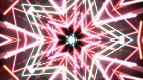 Movimiento-Colorido-Neón-Forma-Geométrica-En-El-Espacio-11
