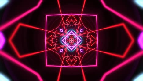 Movimiento-Colorido-Neón-Forma-Geométrica-En-El-Espacio-23