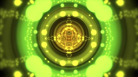 Movimiento-Colorido-Neón-Forma-Geométrica-En-El-Espacio-28