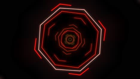 Bewegung-Bunte-Neon-Geometrische-Form-Im-Raum-35