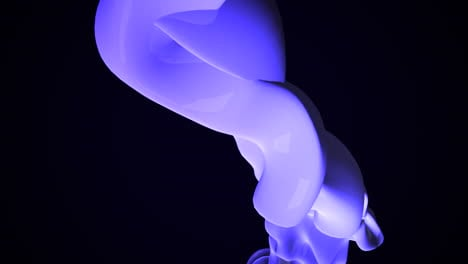 Motion-dark-blue-liquid-futuristic-shapes