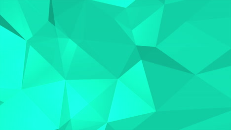 Green-low-poly-abstract-background
