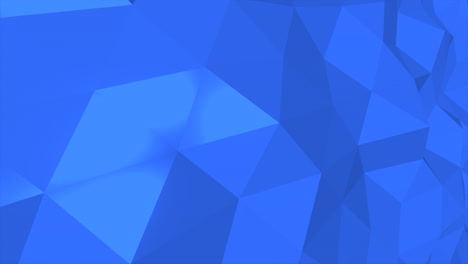 Motion-dark-blue-low-poly-abstract-background-4