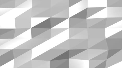 White-abstract-low-poly-background-1