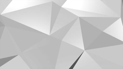 White-abstract-low-poly-background-3