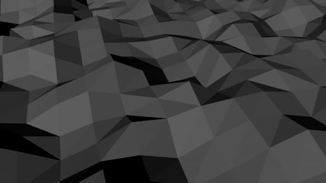 Motion-dark-black-low-poly-abstract-background-8