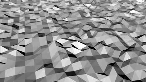 White-abstract-low-poly-background-6