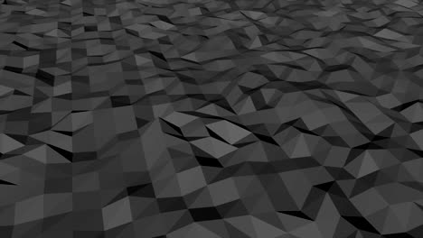 Motion-dark-black-low-poly-abstract-background-9