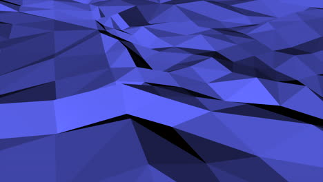 Motion-dark-blue-low-poly-abstract-background-9