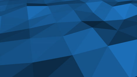 Dark-blue-low-poly-abstract-background-3