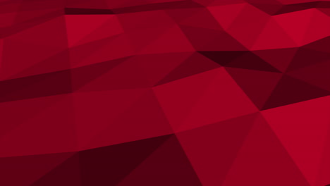 Motion-dark-red-low-poly-abstract-background-4
