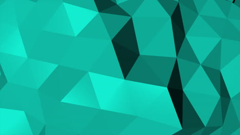 Motion-dark-green-low-poly-abstract-background-3