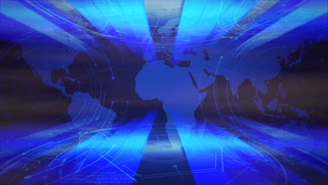 News-intro-graphic-animation-with-lines-and-world-map