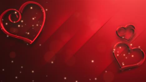 Animación-Movimiento-De-Primer-Plano-Corazones-Románticos-En-El-Día-De-San-Valentín-10