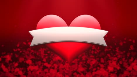 Animation-closeup-motion-romantic-heart-on-Valentines-day-6