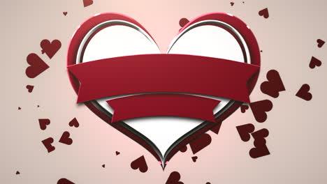 Animación-Primer-Plano-Movimiento-Corazones-Románticos-En-El-Día-De-San-Valentín-36