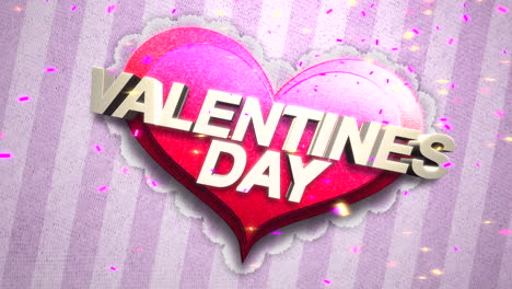 Valentines-Day-text-and-motion-romantic-heart-on-Valentines-day-2