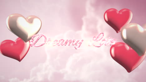 Dreamy-Love-text-and-motion-romantic-heart-on-Valentines-day