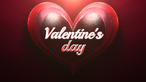 Valentines-Day-text-and-motion-romantic-heart-on-Valentines-day-5