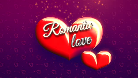 Romantic-Love-text-and-motion-romantic-heart-on-Valentines-day-5